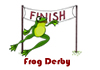 Frog Derby Team Building Activity