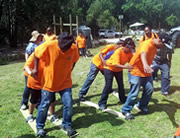 Group Team Building Activities