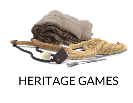 Heritage Games Team Building