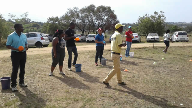 Team Building Facilitators