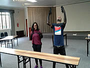 Combo Indoor Team Building Pretoria